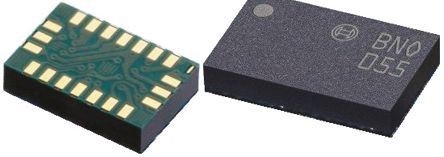 Bosch - 0273.141.209 - Bosch 0273.141.209 9轴 绝对方位传感器, I2C, UART接口, 400 kHz, 2.4 → 3.6 V电源, 28引脚 LGA封装