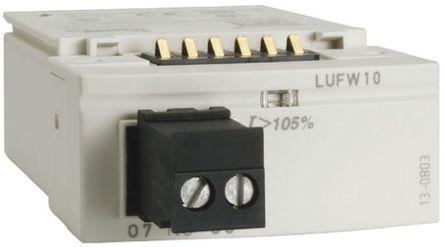 Schneider Electric - LUFW10 - Schneider Electric TeSys U-Line 系列 400 VA, 50 W 扩展模块 LUFW10, 230 V 交流、24 V 直流
