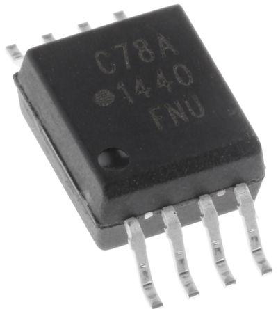 Broadcom - ACPL-C78A-000E - Broadcom ACPL-C78A-000E 隔离放大器, 5 V, 8引脚 SOIC封装