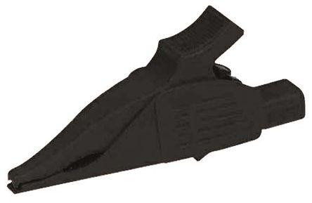 Multi Contact - 66.9575-21 - 32A 黑色 黄铜 海豚夹