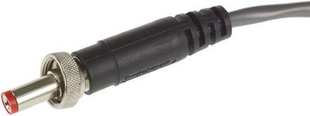 Switchcraft - 4C9743-1MTR - Switchcraft 1m 电源电缆 4C9743-1MTR, 2 mm Plug 至 无终端接头