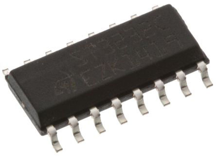 STMicroelectronics - VIPER35LD - STMicroelectronics VIPER35LD 高电压转换开关, 8.5 → 23.5 V输入, 16引脚 SOIC封装