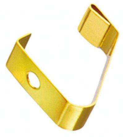 Wurth Elektronik - 331011452048 - Wurth Elektronik 331011452048 镀金铍铜 屏蔽条, 安装螺钉固定, 4.8mm x 4.6mm x 2mm