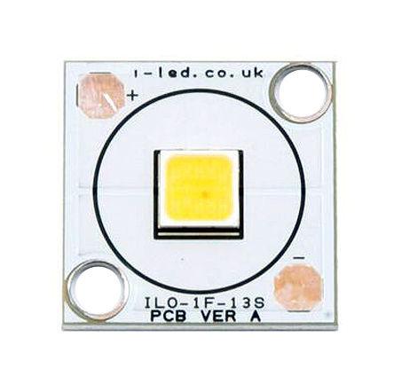 Intelligent LED Solutions - ILO-01FF5-13WM-EC211. - Intelligent LED Solutions ILO-01FF5-13WM-EC211., DURIS S 8 系列 白色 SCOB LED, 3000K 80CRI