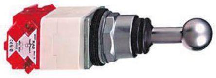 Schneider Electric - 9001 K35H2 - Schneider Electric 9001 K35H2 IP66 4轴 操纵杆开关, 2 常开/2 常闭, 螺旋夹接端, 3 A @ 240 V 交流,550 mA @ 125 V 直流, 125 V dc, 240 V ac