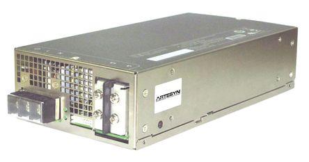 Artesyn Embedded Technologies - LCM1500N -T - Artesyn Embedded Technologies 1500W �屋�出 嵌入式�_�P模式�源 SMPS LCM1500N -T, 90 → 264V ac�入, 15V�出, 100A�出, >91%效能