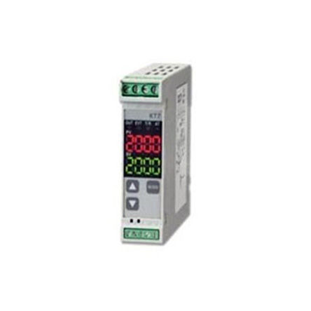 Panasonic - AKT7211100 - Panasonic KT7 系列 PID 温度控制器 AKT7211100, 22.5 x 75mm, 24 V 交流/直流, 1输出