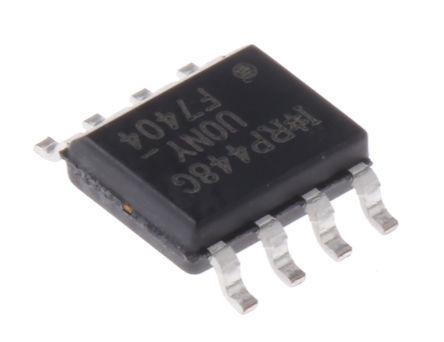 Infineon - IRF7404PBF - Infineon HEXFET 系列 P沟道 Si MOSFET IRF7404PBF, 6.7 A, Vds=20 V, 8引脚 SOIC封装