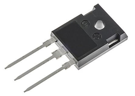 Toshiba - TK62N60W,S1VF(S - Toshiba N沟道 Si MOSFET TK62N60W,S1VF(S, 62 A, Vds=600 V, 3引脚 TO-247封装