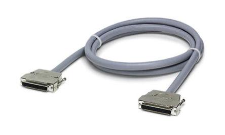 Phoenix Contact - 2311917 - Phoenix Contact 2311917 20m D-Sub 62 针 - D-Sub 62 针 母 - 母 电缆, 使用于Teleperm XP