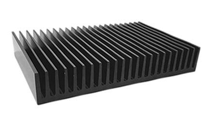 ABL Components - 113AB1500B - ABL Components 100 系列 铝 散热器 113AB1500B, 0.39°C/W, PCB(印刷电路板)安装安装, 150 x 150 x 25mm