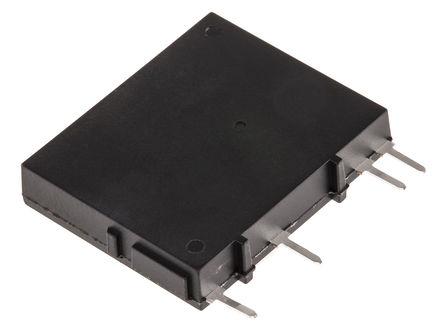 Panasonic - AQG22124 - Panasonic 2 A PCB安装 固态继电器 AQG22124, 零交叉切换, 264 V