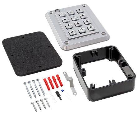 Storm - DE1KT102 - Storm 门键盘 DE1KT102, 声音提示,LED状态指示 镀铬锌键盘