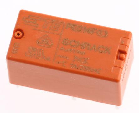 TE Connectivity - 1415390-1 - TE Connectivity 1415390-1 单刀双掷 PCB 安装 自锁继电器, 3V dc, 适用于电源应用