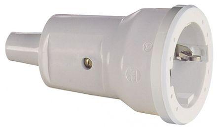 ABL Sursum - 1679060 - ABL Sursum 1679060 灰色 2P+E 德�� �源插座, �~定250 V 16A
