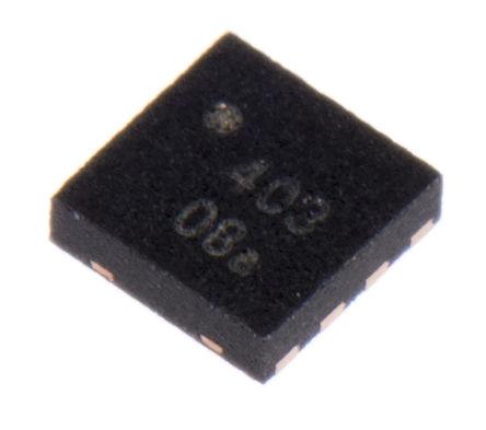 Broadcom - APDS-9702-020 - Broadcom 接近传感器 APDS-9702-020, 2.4 → 3.6 V电源, 8引脚 QFN封装