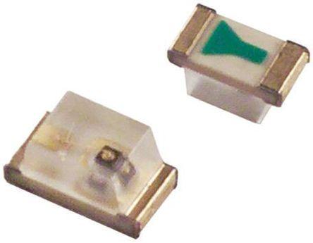 ROHM - SML-310LTT86 - ROHM SML-31 系列 红色 LED SML-310LTT86, 2.5 V, 10 mcd 1608 (0603) 贴装
