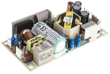 Artesyn Embedded Technologies - NPS43-M - Artesyn Embedded Technologies 60W �屋�出 嵌入式�_�P模式�源 SMPS NPS43-M, 127 → 300 V dc, 90 → 264 V ac�入, 12V�出