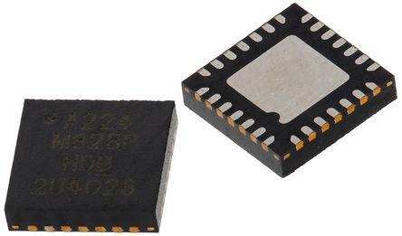 Broadcom - MGA-43024-BLKG - Broadcom 3通道 功率 RF 放大器 MGA-43024-BLKG, 40.5 dB功率增益, 最高2.4 GHz, 28引脚 MCOB封装