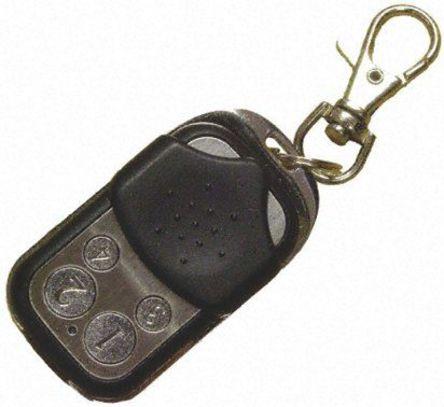 RF Solutions - LEWES-TX4 - RF Solutions 4按钮 远程控制卡, LEWES-TX4, 433.92MHz