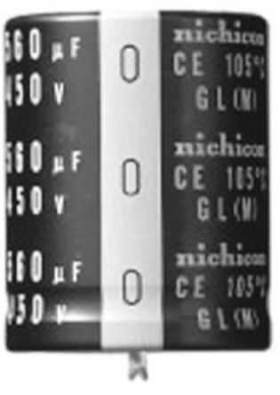 Nichicon LGL2W391MELC30