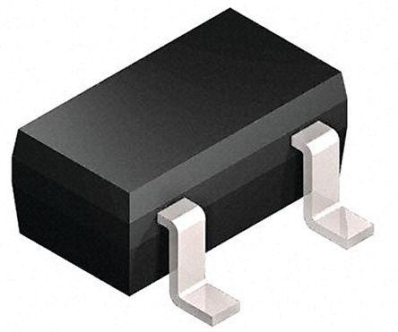 Infineon - BCW61AE6327 - Infineon BCW61AE6327 , PNP 晶�w管, 100 mA, Vce=32 V, HFE:20, 250 MHz, 3引�_ SOT-23封�b