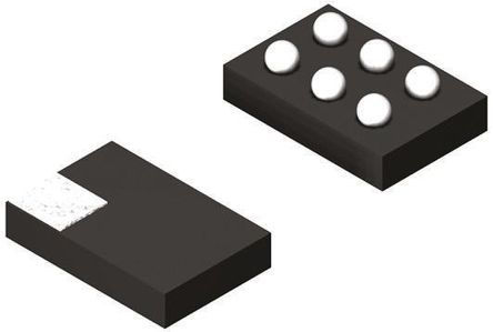 STMicroelectronics - BALF-SPI-01D3 - STMicroelectronics 779 → 956MHz 50Ω 表面贴装 对称转换器 BALF-SPI-01D3