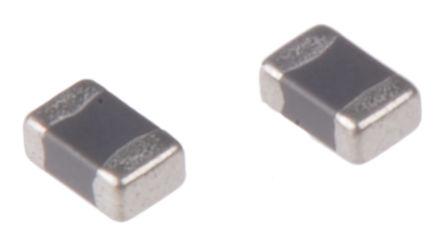 Murata - BLM21AF121SN1D - Murata BLM21AF121SN1D BLM21AF 系列 铁氧体磁珠, 120Ω阻抗 @ 100 MHZ, 0805封装, 适用于电磁干扰抑制