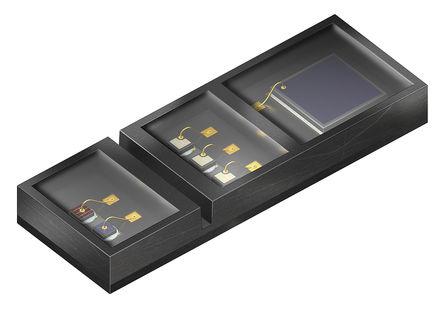 OSRAM Opto Semiconductors - SFH 7060 - Osram Opto BIOFY Sensor 系列 反射式传感器 SFH 7060, 12引脚 芯片封装