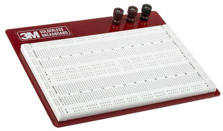 3M - 922318-I - 3M 922318-I 试验电路板, 原型板, 197 x 159 x 24mm
