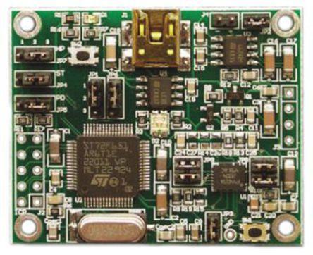 STMicroelectronics - STEVAL-MKI072V1 - STMicroelectronics 模拟开发套件 STEVAL-MKI072V1