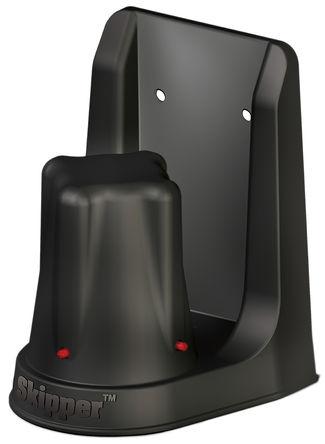 Skipper - M/Support01 - Skipper 124mm长 黑色 磁性支架 M/Support01, 124 (W) x 133 (D) x 168 (H)mm, 使用于 Skipper 装置,可牢固地固定到车辆和金属表面,无锥桶/立柱