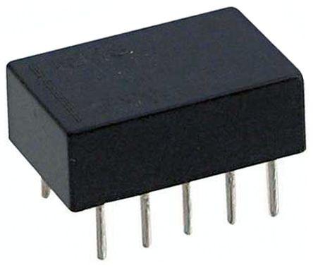 Panasonic - TQ2-4.5V - Panasonic 双刀双掷 PCB 高频继电器 TQ2-4.5V, 4.5V dc