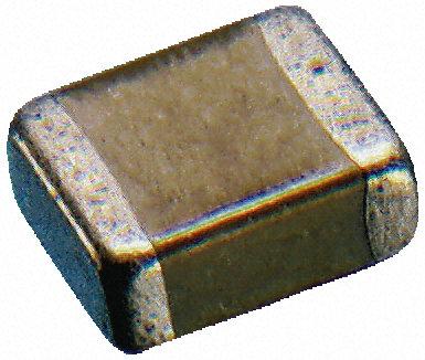 Murata - GRM32ER61E226KE15L - Murata GRM 系列 22μF 25 V 直流 X5R电介质 多层陶瓷电容器 (MLCC) GRM32ER61E226KE15L, ±10%容差, 1210封装