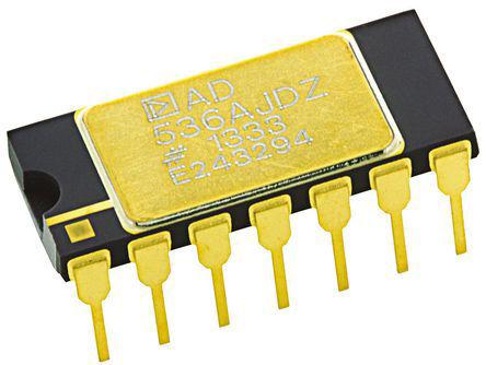 Analog Devices - AD536AJDZ - Analog Devices AD536AJDZ 真有效值-直流转换器, 14引脚 SBCDIP封装