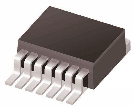 Linear Technology - LT1513-2CR#PBF - Linear Technology LT1513-2CR#PBF �U酸、��x子、��k、��� �池充�器, 2.7 → 25 V�源, 7引�_ D2PAK封�b
