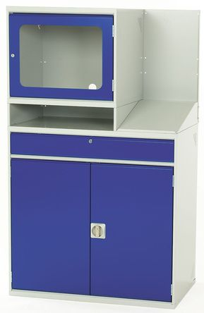 Bott - 16912305.11v - Bott 电脑存储柜, 电镀钢材料