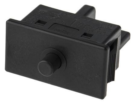 Panasonic - AGX105F - 单刀单掷 微型开关, 10.1 A @ 250 V 交流