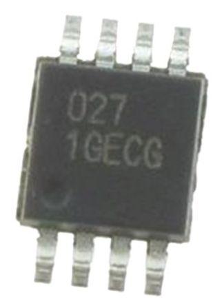 Murata - LXES4XBAA6-027 - Murata LXES 系列 5.5 V SMD RFI 滤波器 LXES4XBAA6-027, 带焊垫接端