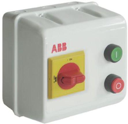 ABB - 1TVC400051S5699 - ABB 1TVC 系列 7.5 kW 自动 DOL 启动器 1TVC400051S5699, 400 V 交流, 3相, IP55