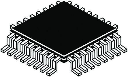 STMicroelectronics - STM32F030K6T6TR - STM32F 系列 STMicroelectronics 32 bit ARM Cortex M0 MCU STM32F030K6T6TR, 48MHz, 32 kB ROM 闪存, 4 kB RAM, LQFP-32