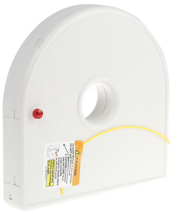 3D Systems - 380145 - 3D Systems 黄色 FDM PLA 3D 打印机熔丝耗材, 用于第二代 Cube, 适用于 第 2 代 Cube