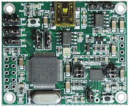 STMicroelectronics - STEVAL-MKI103V1 - STMicroelectronics 模拟开发套件 STEVAL-MKI103V1