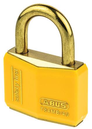 ABUS - XR0084T40KA2 - Abus XR0084T40KA2 相同配匙 �S色 �S�~ 安全�戽i, 6mm �i�^