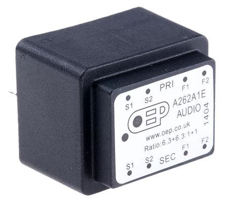 OEP - A262A1E - 通孔 音频变压器 3.75Ω