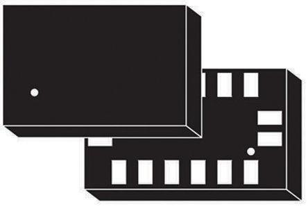 STMicroelectronics - L3GD20TR - STMicroelectronics L3GD20TR 3轴 陀螺仪, I2C, SPI接口, 2.4 → 3.6 V电源, 16引脚 LGA封装