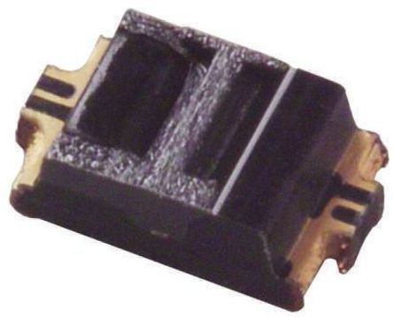 Sharp - GP2S60 - Sharp 反射式传感器 GP2S60, 0.7mm峰值感应距离, 光电晶体管 输出, 4引脚