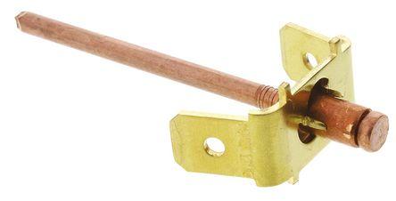 POP - PMC 2/6.3 - POP PMC 2/6.3 5.3mm长 包铜 钢 接地工具, 0 → 2 mm厚