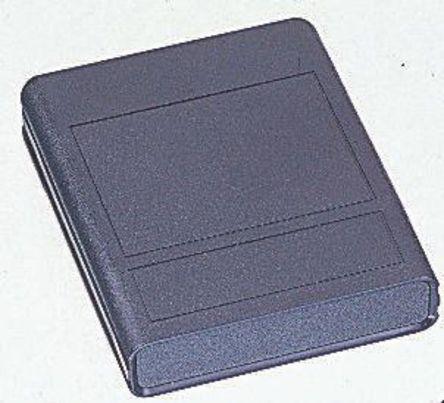 Serpac - M-4BK - Serpac Veronex 系列 黑色 塑料制 IP40 手提箱 M-4BK, 71 x 56 x 18mm