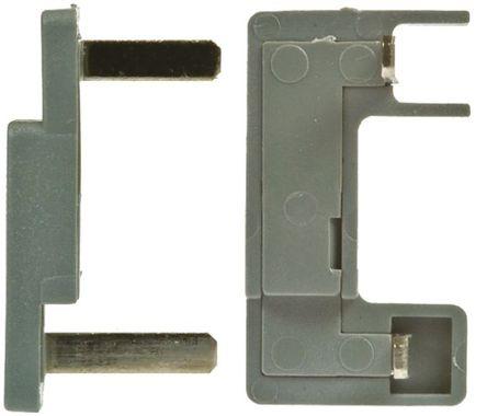 Releco - V10-G - Releco 汇流排 桥接条 V10-G, 适用于S10-M 插座、S12 插座